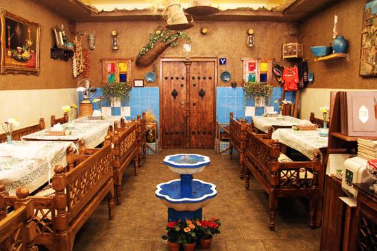 بهترین رستوران رشت