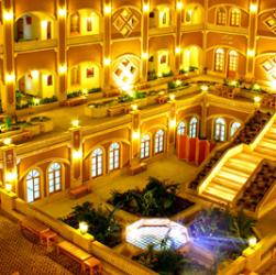 هتل های باستانی یزد