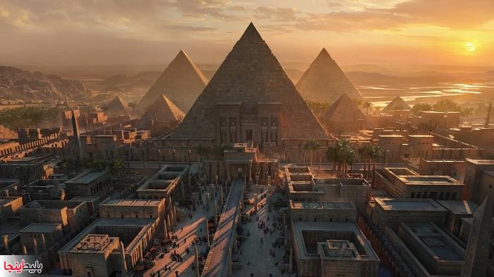 جاهای دیدنی مصر