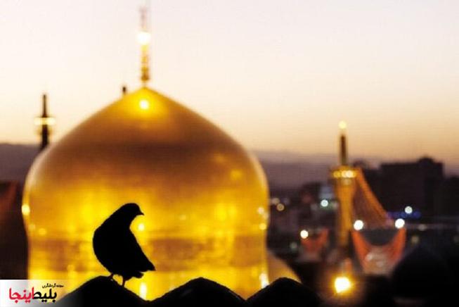 بارگاه ملکوتی امام رضا (ع) ،احمدآباد یکی از خیابان های پرطفدار زائرین و مجاورین