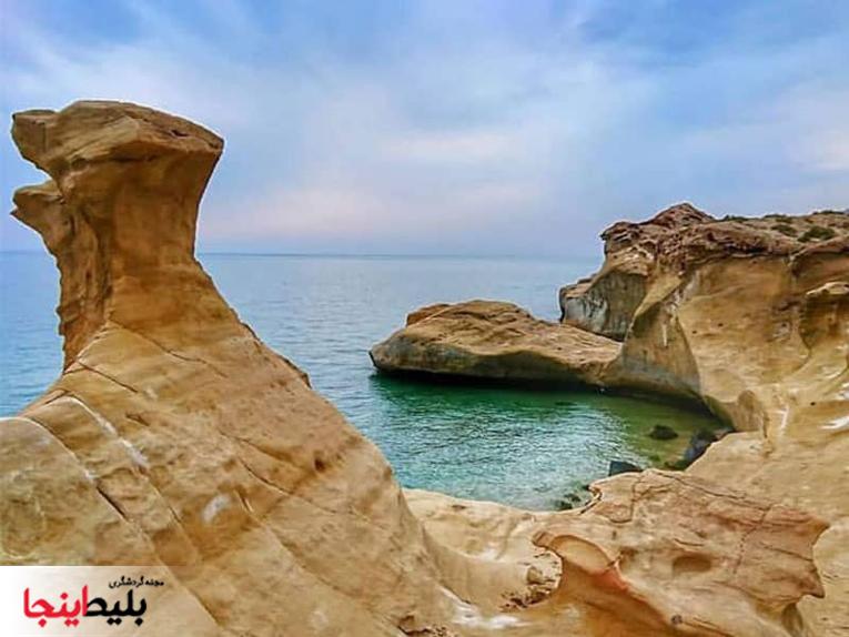 ساحل بنود در بوشهر