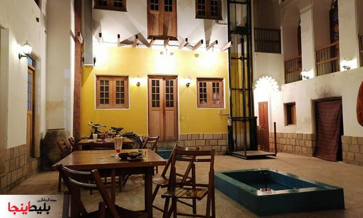 کافه حاج رئیس در بوشهر