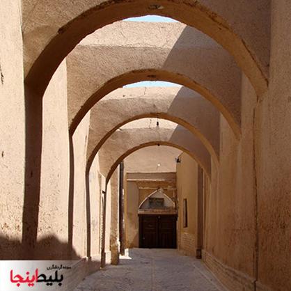بافت کاهگلی شهر یزد