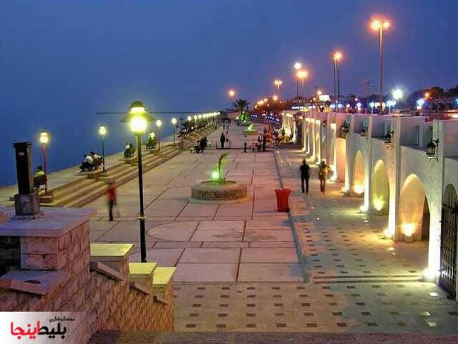 شب های ساحلی بوشهر