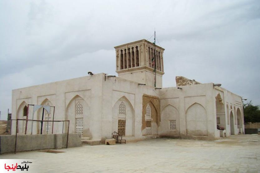 مسجد جامع بردستان در بوشهر