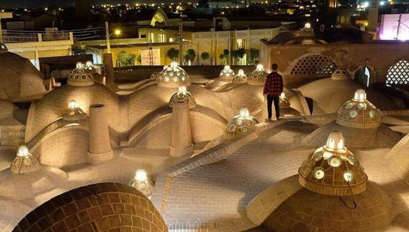 کاشان مهد فرهنگ و تمدن ایران زمین می باشد.