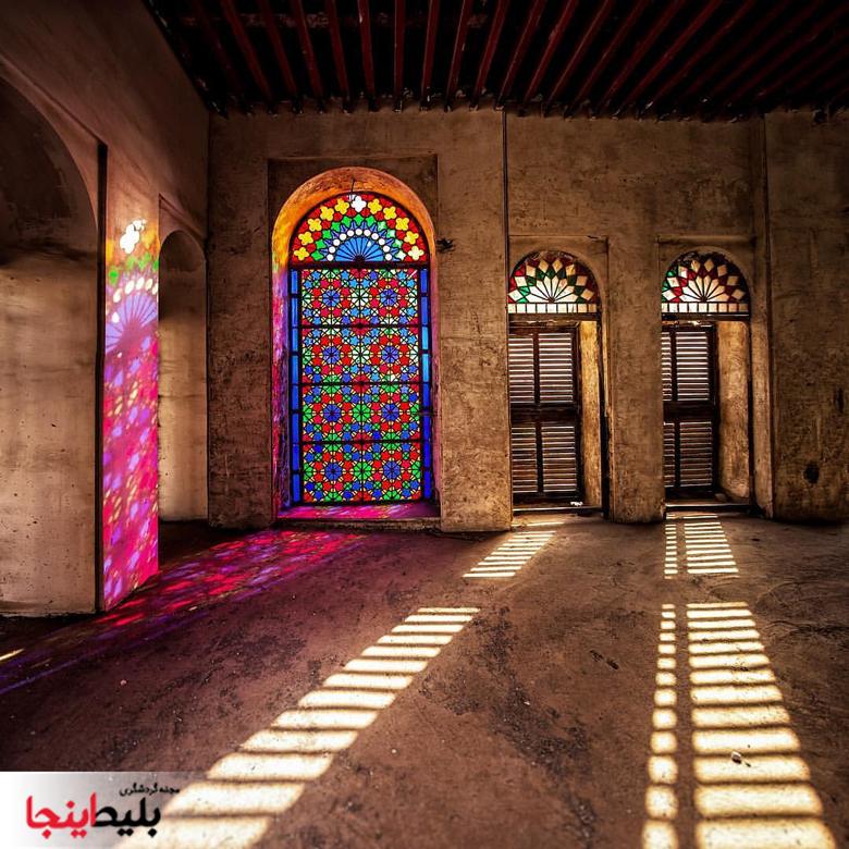 اقامتگاه بومگردی حاج رئیس در بوشهر