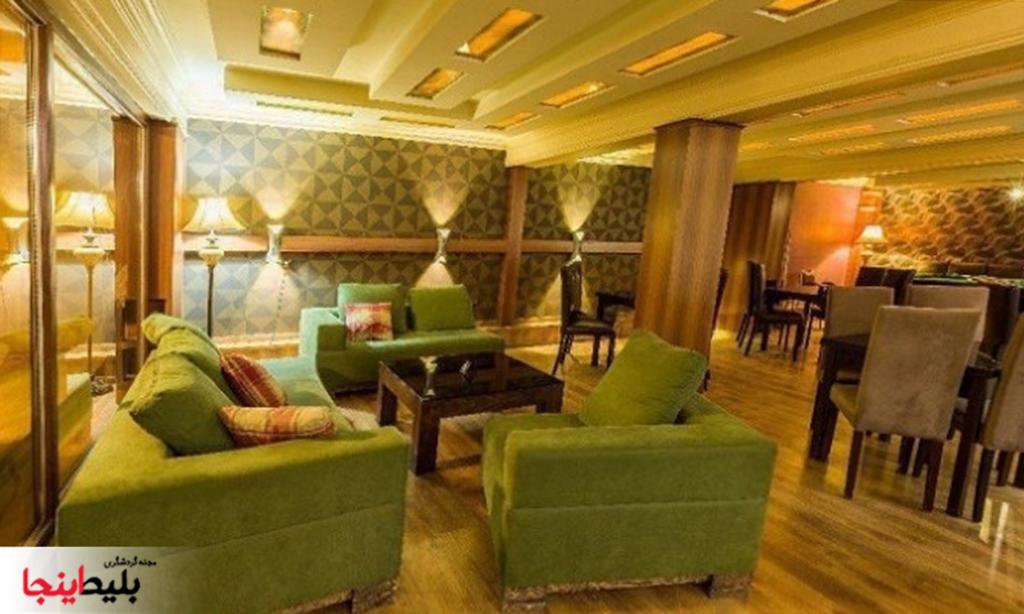 لابی هتل فرید مخصوص کافی شاپ / سرو صیحانه و... در خیابان احمدآباد مشهد