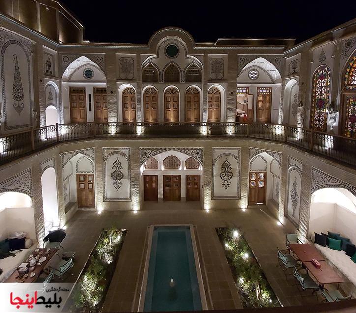 عمارت سوریجان در کاشان