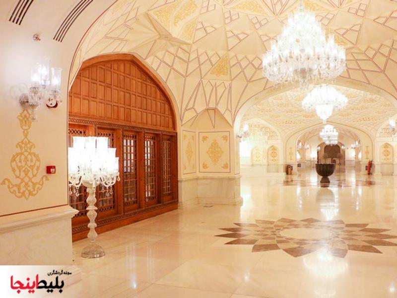 مسجد بزرگ ایران مال در تهران