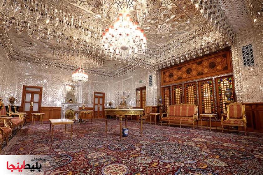 تالار آیینه در ایران مال