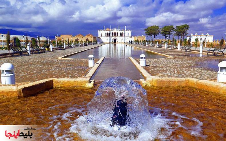 باغ فتح آباد در استان تاریخی کرمان