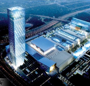 ایران مال بزرگترین مرکز خرید خاورمیانه