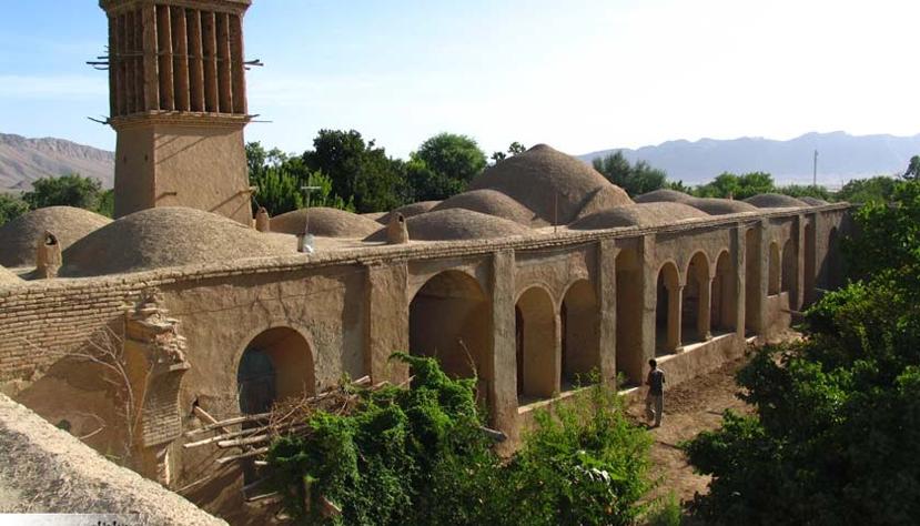 بافت زیبا و تاریخی کرمان