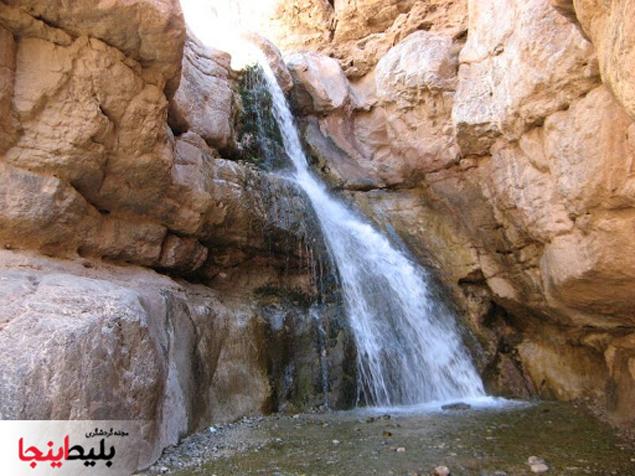 آبشار زیبای آبقد خراسان