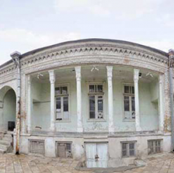 معماری خانه کوزه کنانی
