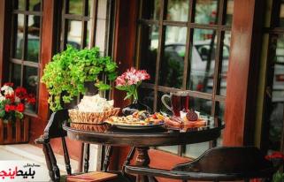 بهترین کافه های مشهد