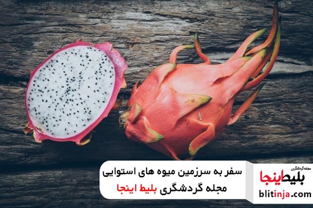 میوه اژدهها